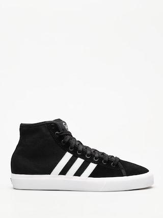 adidas Shoes Matchcourt High Rx (core black/ftwr white/gum4)
