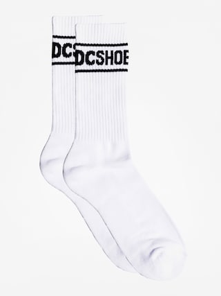 DC Socks Sock It (white)