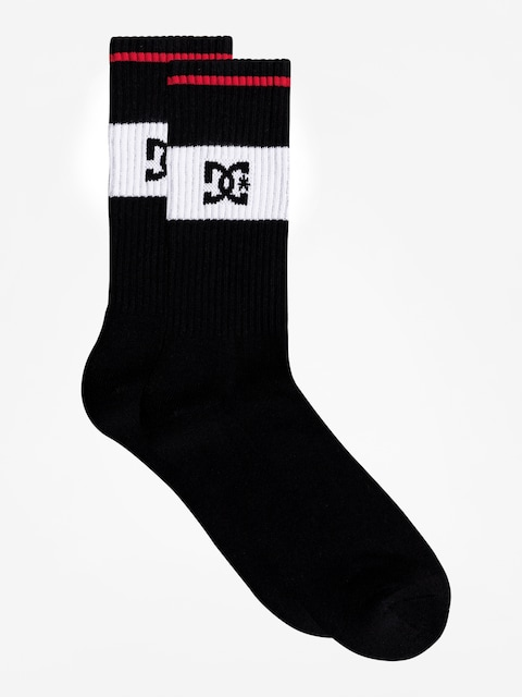 DC Socks To Me (black)