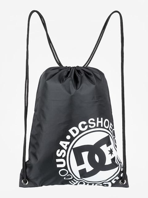 DC Backpack Cinched 2 (black)