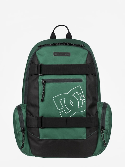 DC Backpack The Breed (burnt olive)