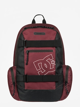 DC Backpack The Breed (cabernet)