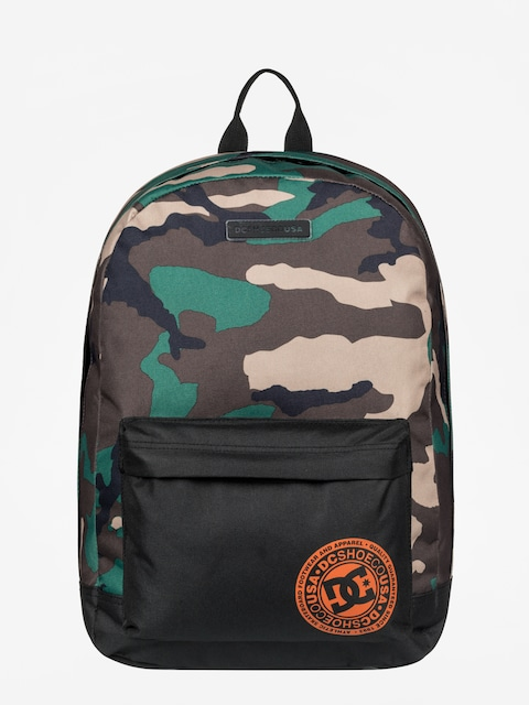 DC Backpack Backstack Cb (camo)
