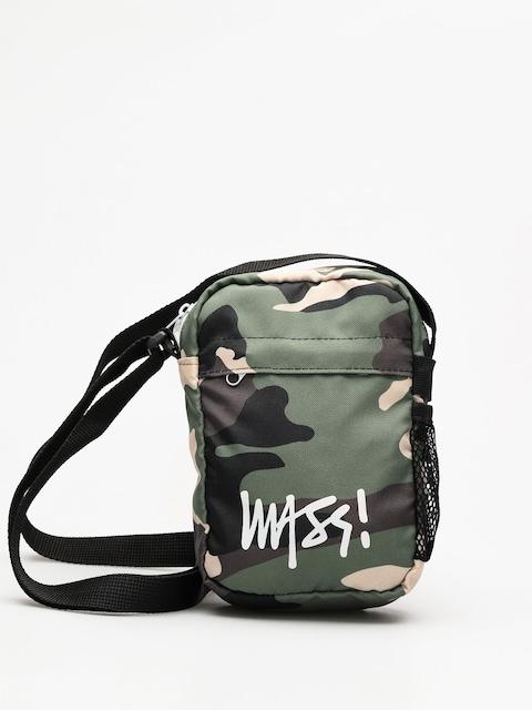 MassDnm Bag Small Bag Signature (woodland camo)