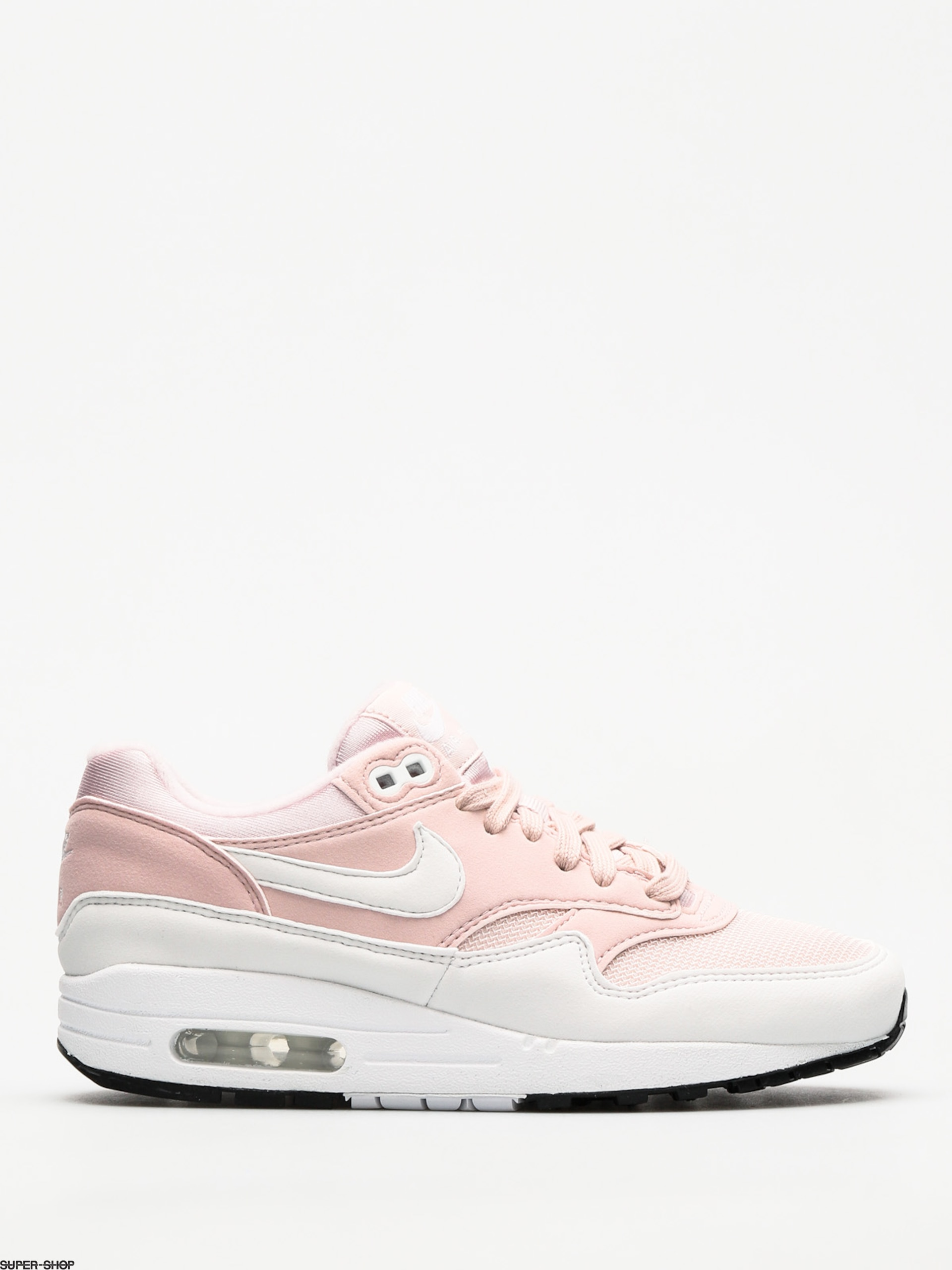 Nike Air Max 1 Shoes Wmn (barely rose/white)