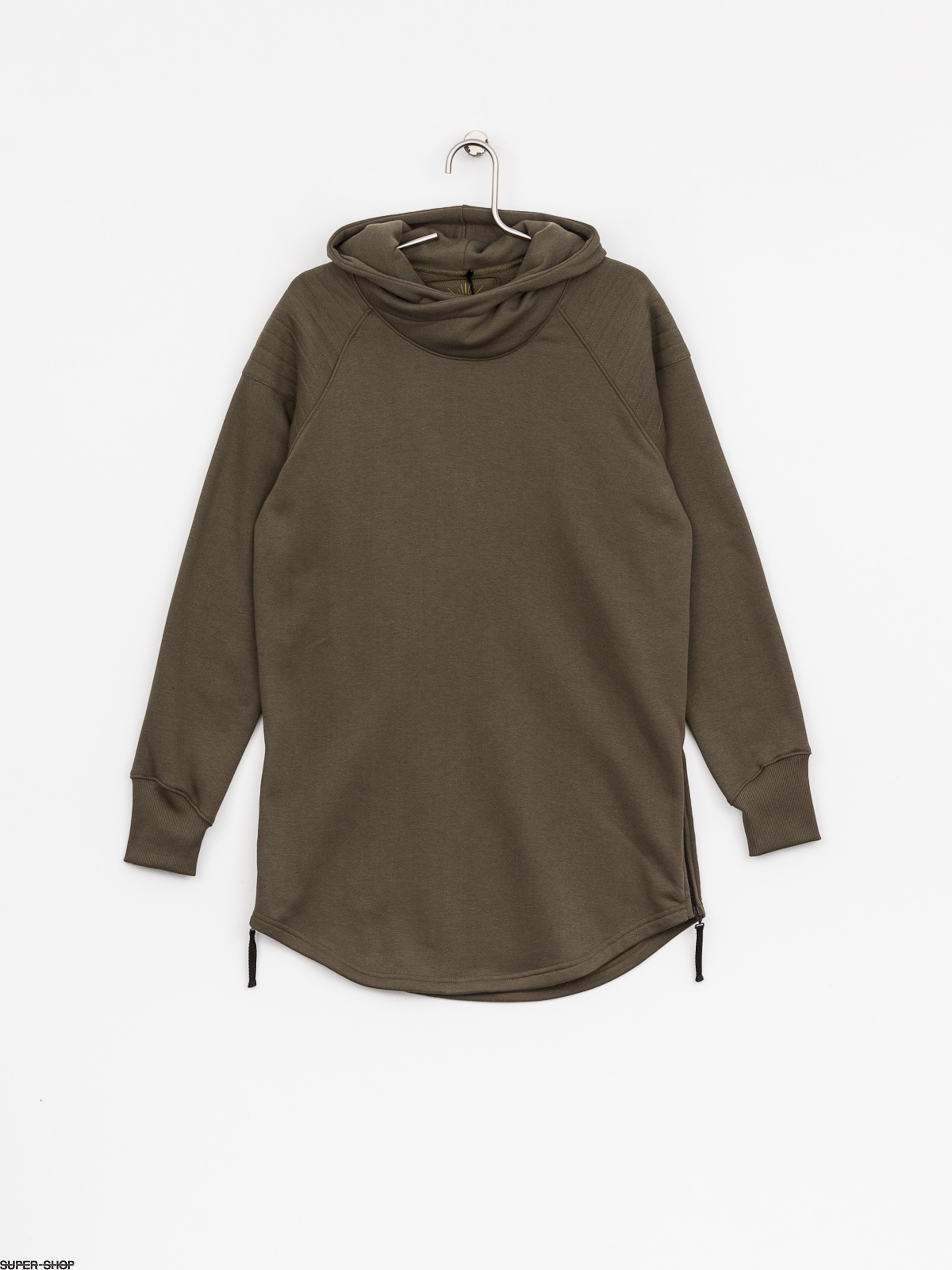 Majesty Hoody Wolfshood HD (army green)