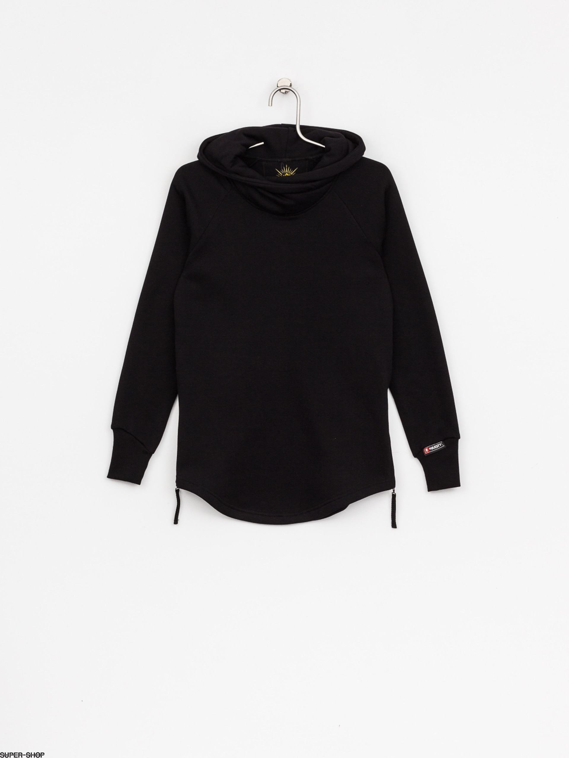 Majesty Hoody Velvet Wmn (black)