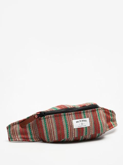 Malita Bum bag Brand (brown/green)