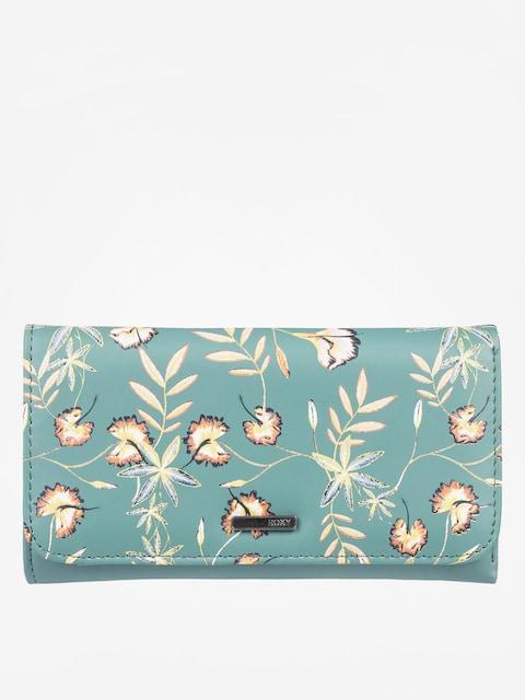 Roxy Wallet My Long Eyes Wmn (trellis bird flower)