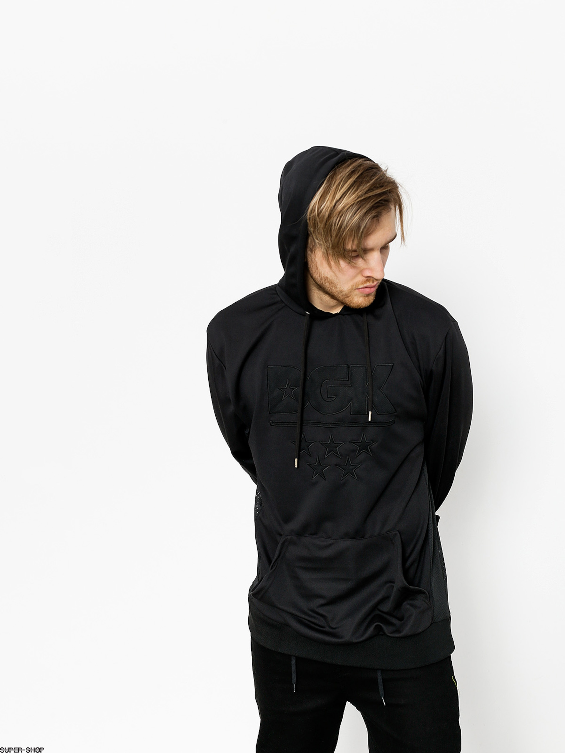 DGK Hoody Delta Custom HD (black)