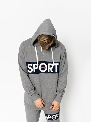 DGK Hoody Sport Custom HD (sport heather)