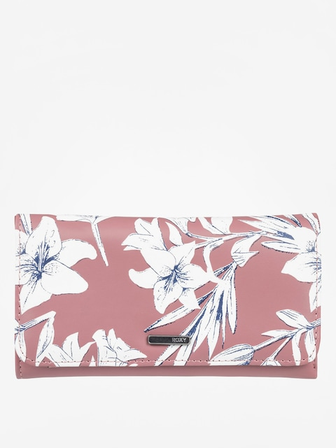 Roxy Wallet My Long Eyes Wmn (withered rose lily h)