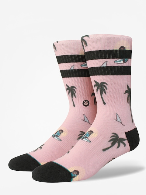 Stance Socks Surfin Sunset Monkey (multi)