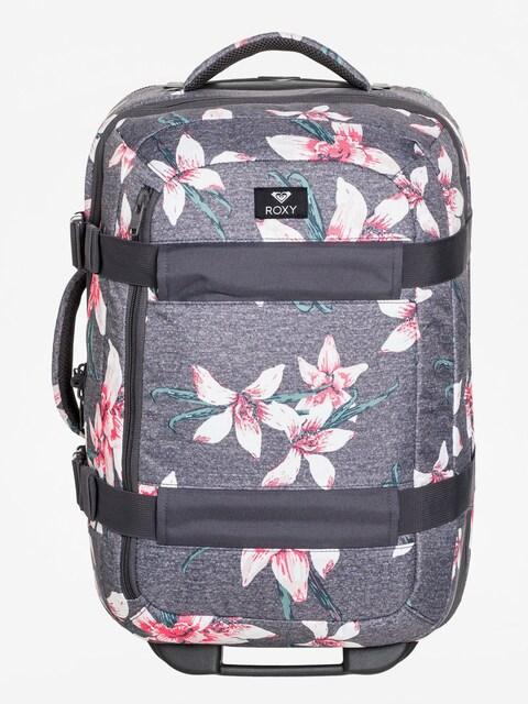 Roxy Suitcase Wheelie 2 Wmn (charcoal heather flo)