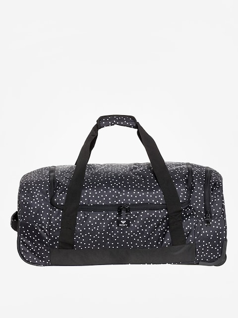 Roxy Suitcase Distce Accross Wmn (true black dots for)