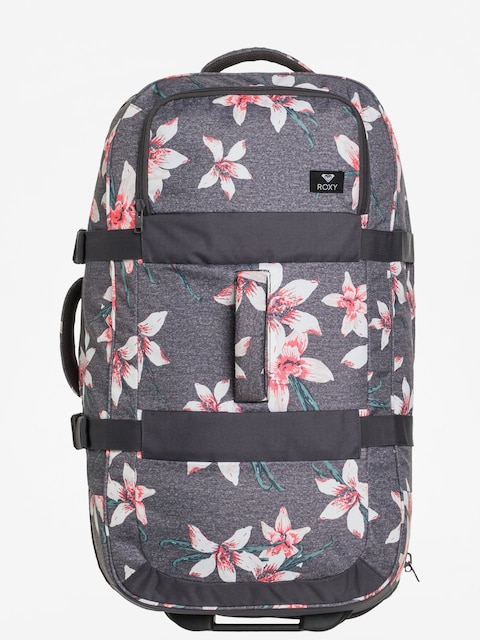 Roxy Suitcase In The Clouds 2 Wmn (charcoal heather flo)