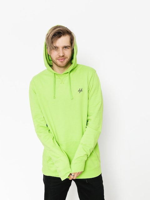 DGK Hoodie Loud Custom HD (lime)