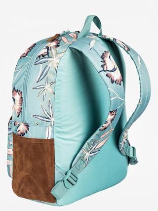 Roxy Backpack Carribean Wmn (trellis bird flower)