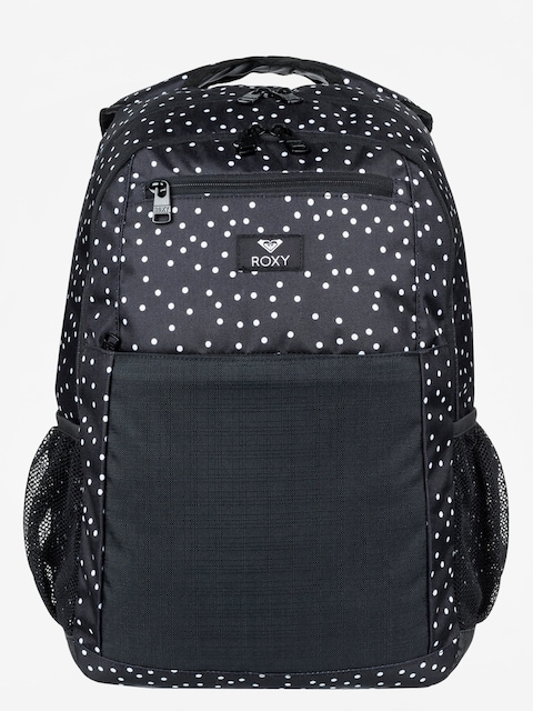 Roxy Backpack Here You Are Mi Wmn (true black dots for)