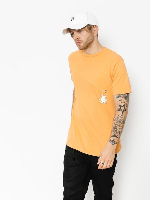RipNDip T-Shirt Hang In There (orange)