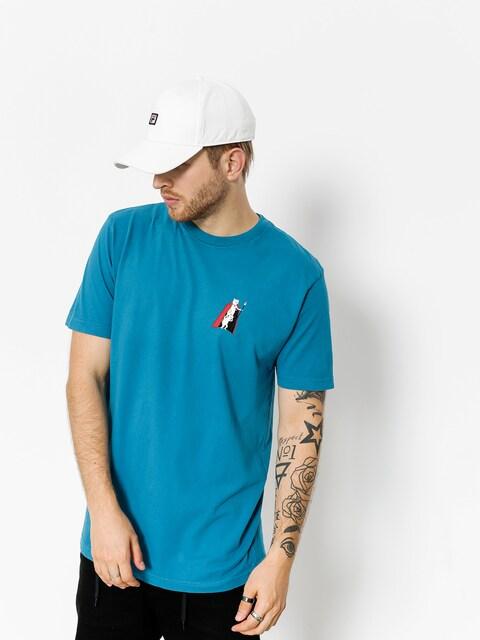 RipNDip T-Shirt Nerm De Nunez (harbour blue)