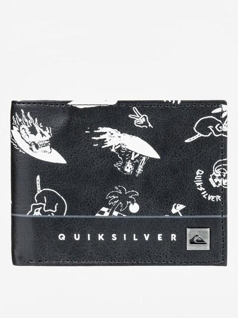 Quiksilver Geldbörse Freshness (true black)