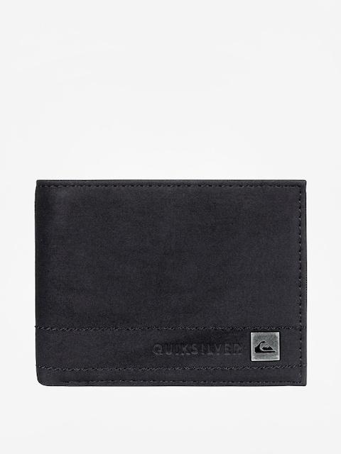 Quiksilver Wallet Stitchy Wallet 3 (black)