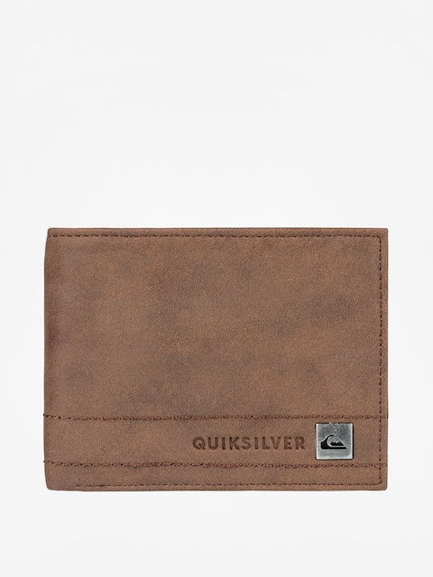 Quiksilver Wallet Stitchy Wallet 3 (chocolate)