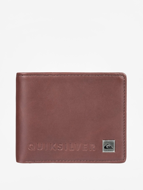 Quiksilver Wallet Mack VI (chocolate brown)