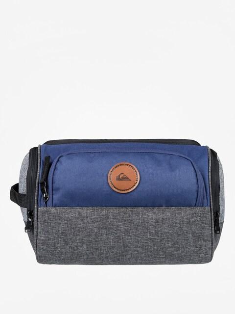 Quiksilver Cosmetic bag Capsule (medieval blue heathe)