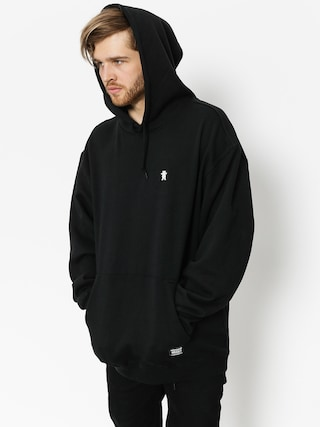 Grizzly Griptape Hoodie Og Bear Embroidered HD (black/white)