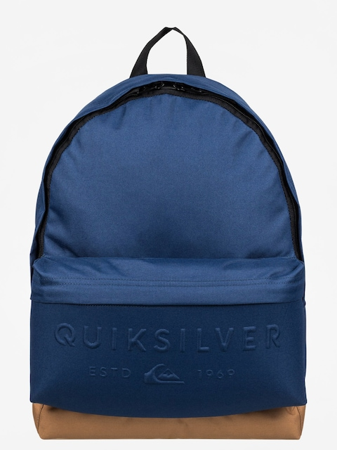 Quiksilver Backpack Everyday Poster Embossed (medieval blue)
