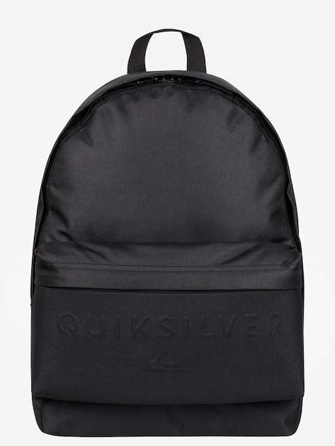 Quiksilver Backpack Everyday Poster Embossed (black)