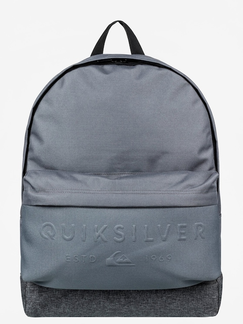 Quiksilver Backpack Everyday Poster Embossed (iron gate)