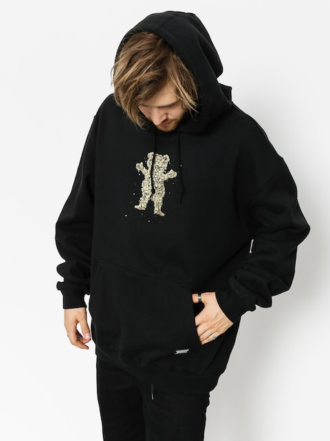 Grizzly Griptape Hoody Roll Up HD