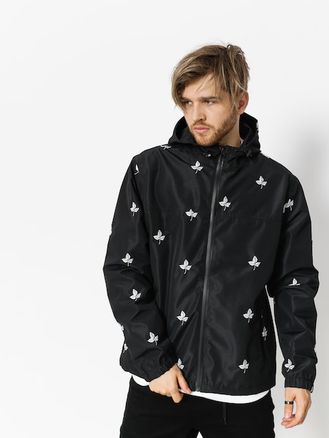 Grizzly Griptape Jacket Blvck Scale Grizzly Water Proof (black)