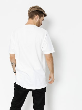 Grizzly Griptape T-shirt Blvck Scale Grizzly Flag (white)