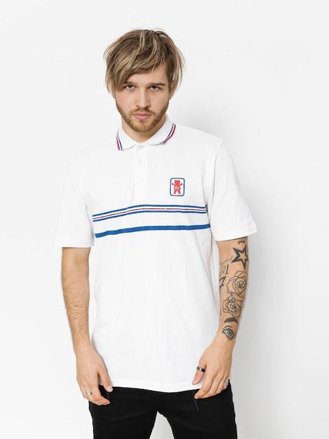 Es Polo t-shirt Court Classic (white)