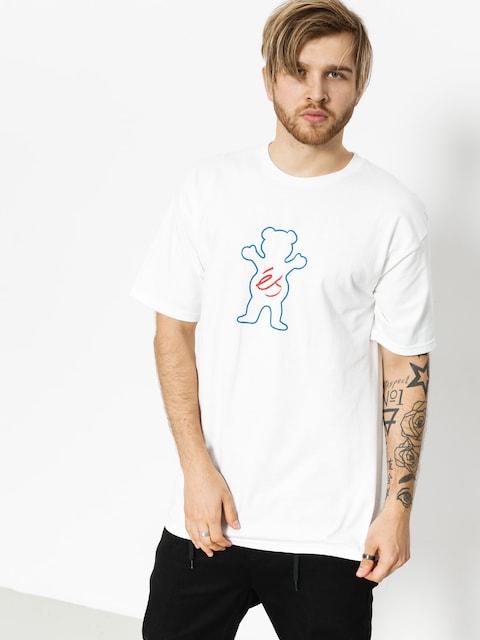 Es T-Shirt Deuce (white)