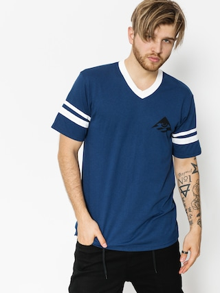 Emerica T-shirt Toy Stripe V (blue)