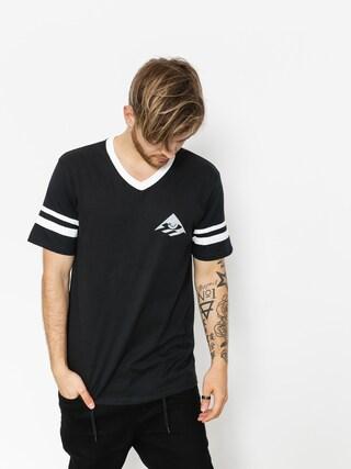 Emerica T-Shirt Toy Stripe V (black)