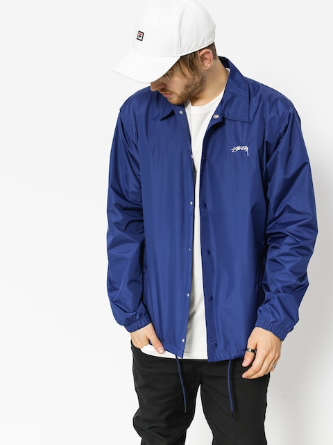 Stussy Jacket Cruize Coach (dark blue)