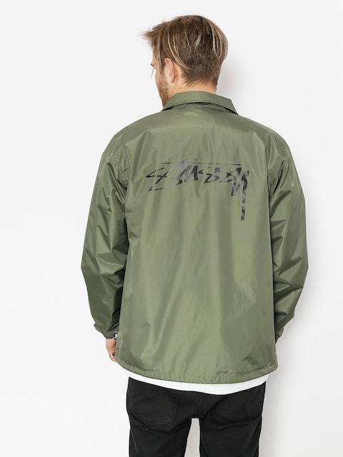 Stussy Jacket Cruize Coach (olive)