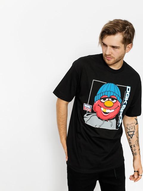 DGK T-shirt The Plug (black)