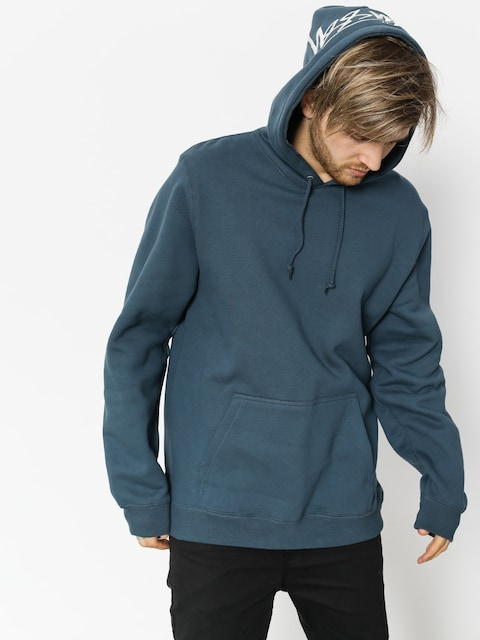 Stussy Hoody Smooth Stock HD (ink)