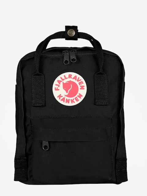 Fjallraven Backpack Kanken Mini (black)