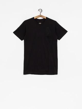 Majesty T-shirt Crow (black)