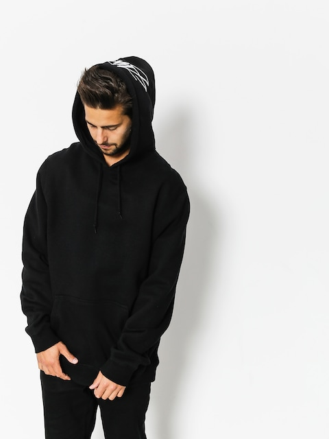 Stussy Hoodie Smooth Stock HD (black)