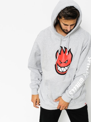 Spitfire Hoodie Big Head HD (athletic/red)
