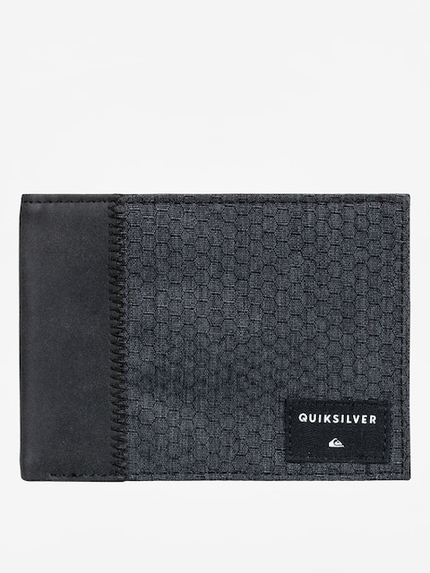 Quiksilver Wallet Freshness Plus 4 (black)